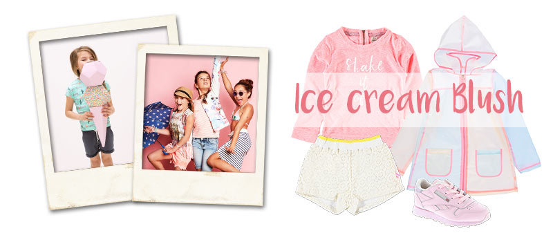 Zomerse modekleuren: van Ice cream Blush tot Deep Sea