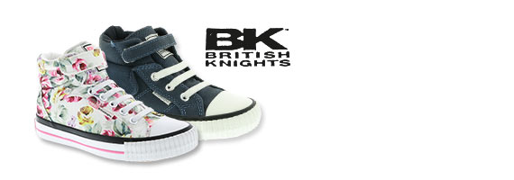 WINNEN: 5 x 1 paar British Knights sneakers