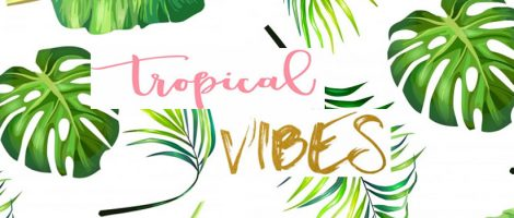 Shopping: Tropical vibes