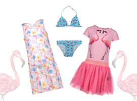 Shopping: Flamingo Prinses