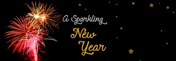 Shopping: a sparkling New Year