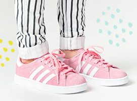 Trend: Colourful Sneakers