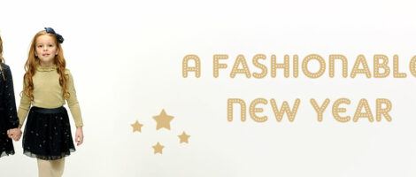 Shopping: a fashionable new year!